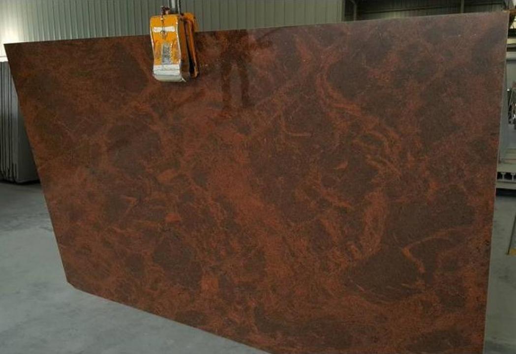 Granit Multi color Red