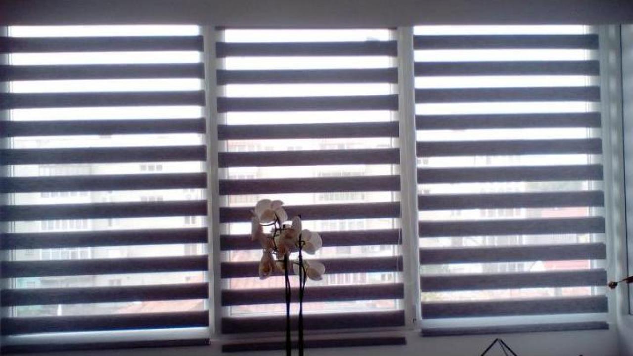 Jaluzele zebra (day and nigth)