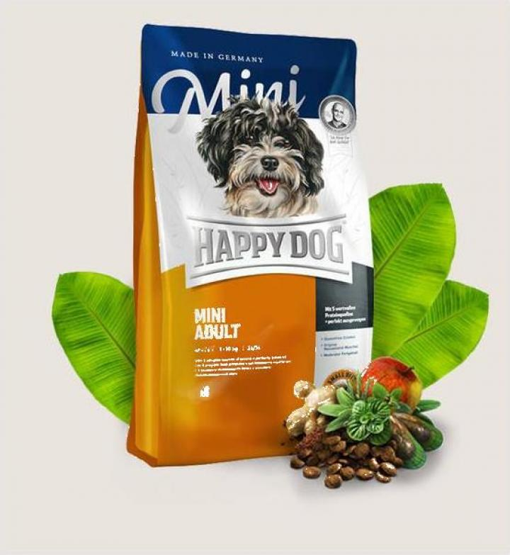Hrana caini adulti Happy dog mini