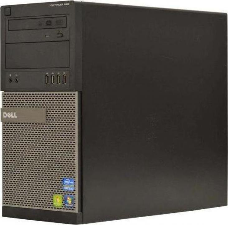 Calculator Dell Optiplex 990 Tower, Intel Core i5 Gen 2 2500