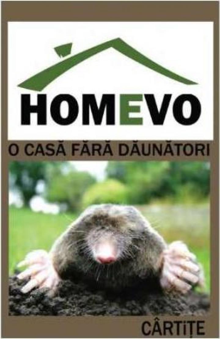Granule fine bentonita Cartite, Homevo