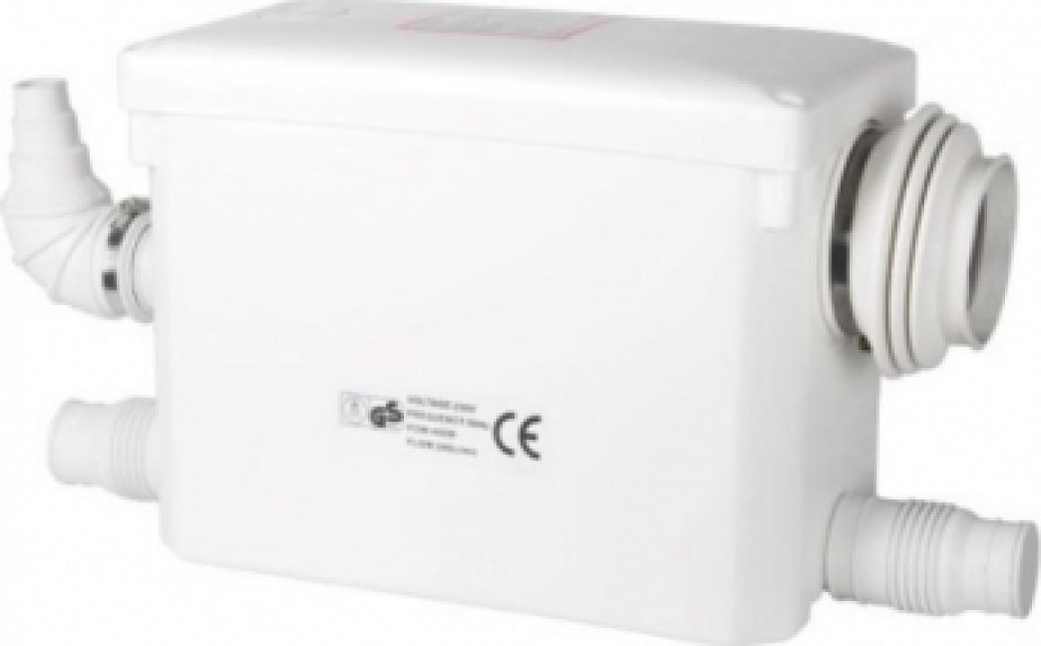 Pompa cu tocator wc Sanitrit H400-A