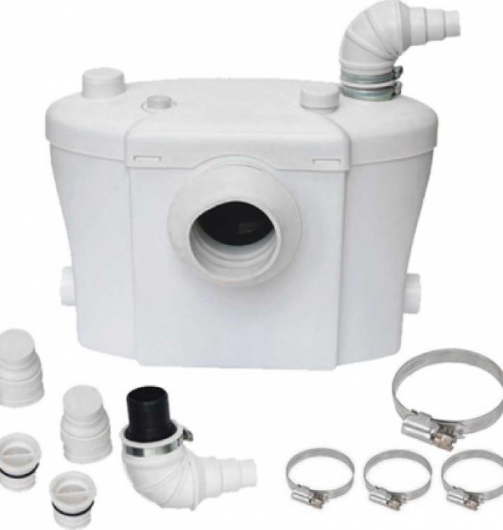 Pompa cu tocator wc Sanitrit H400