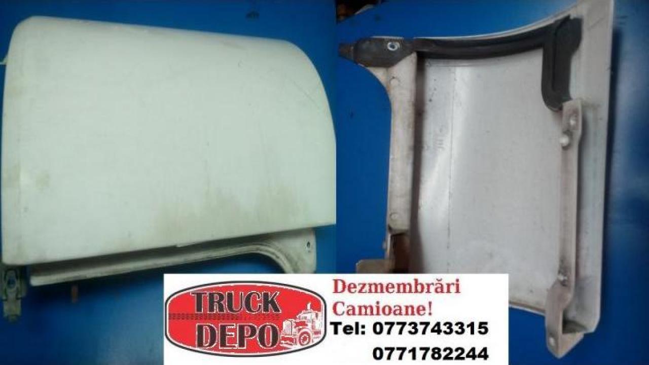 Deflector Mercedes Atego