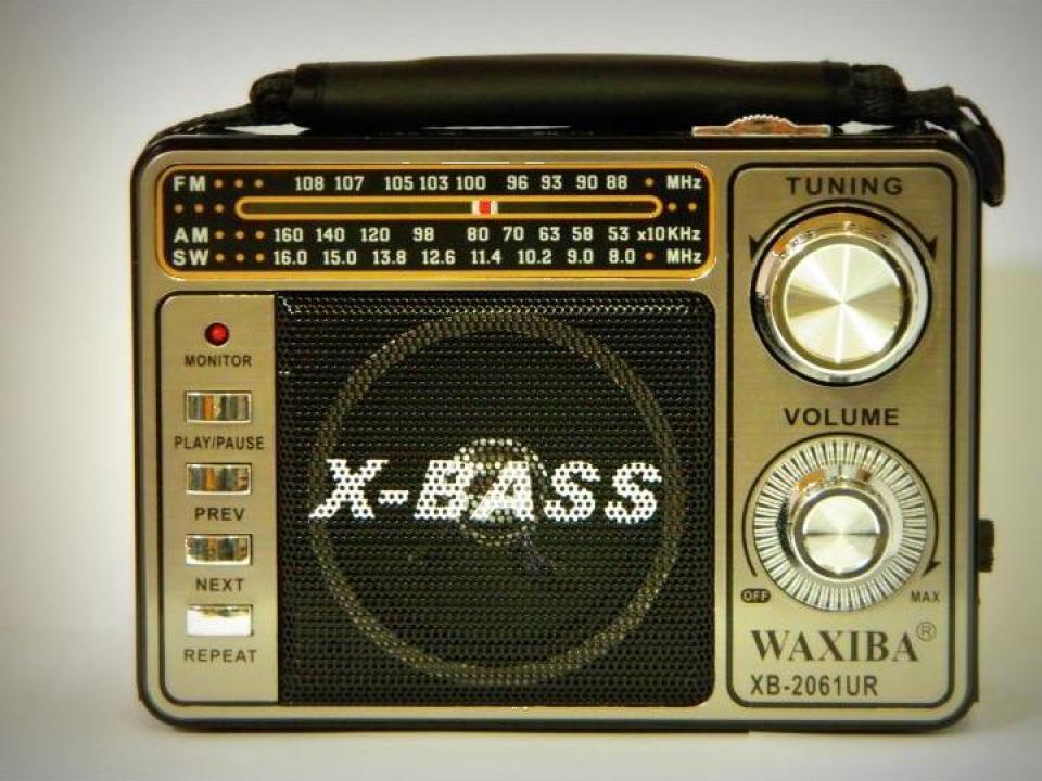 Radio portabil WAXIBA XB-2061UR