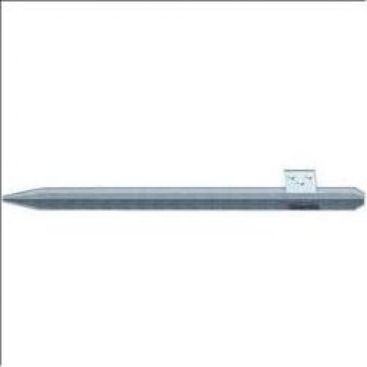 Electrod impamantare zincat, profil cruce 2 m