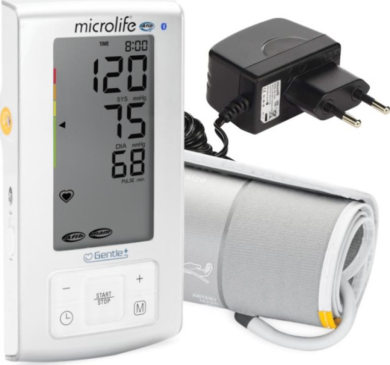 Tensiometru electronic de brat Microlife BP A6 BT