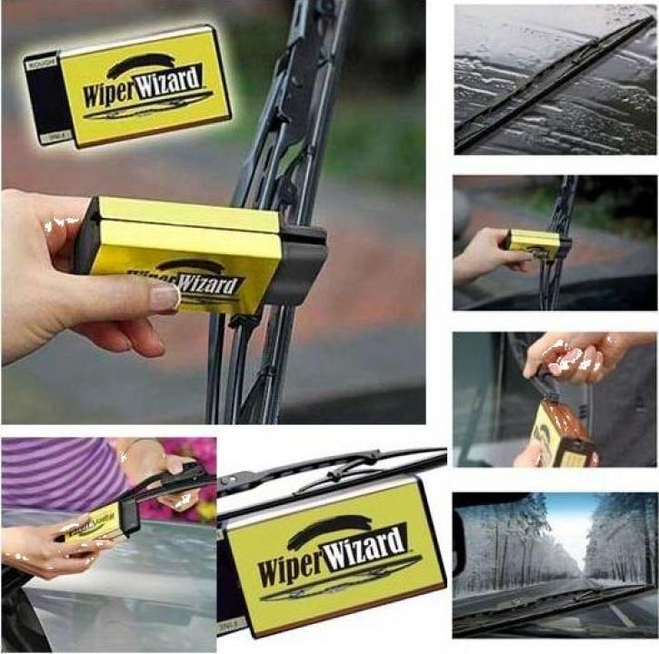 Dispozitiv pentru repararea stergatoarelor auto Wiper Wiard