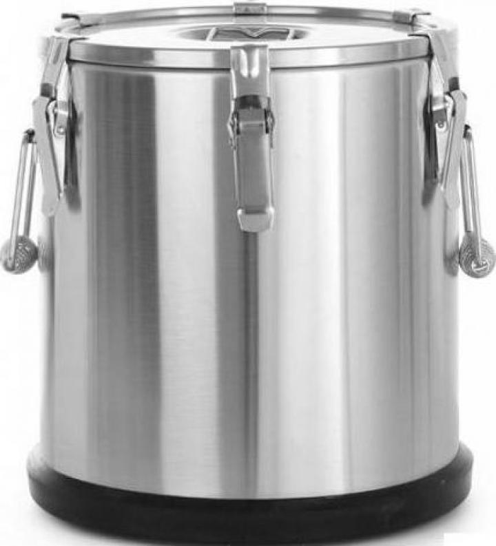Marmita inox termica 50 litri