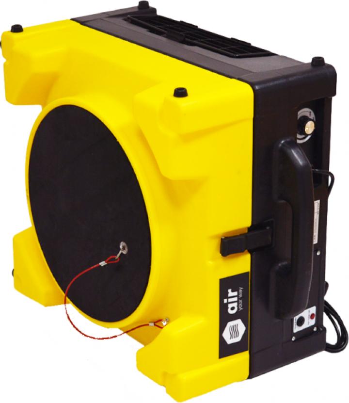 Sistem de filtrare a prafului 154W - AIR AS110001