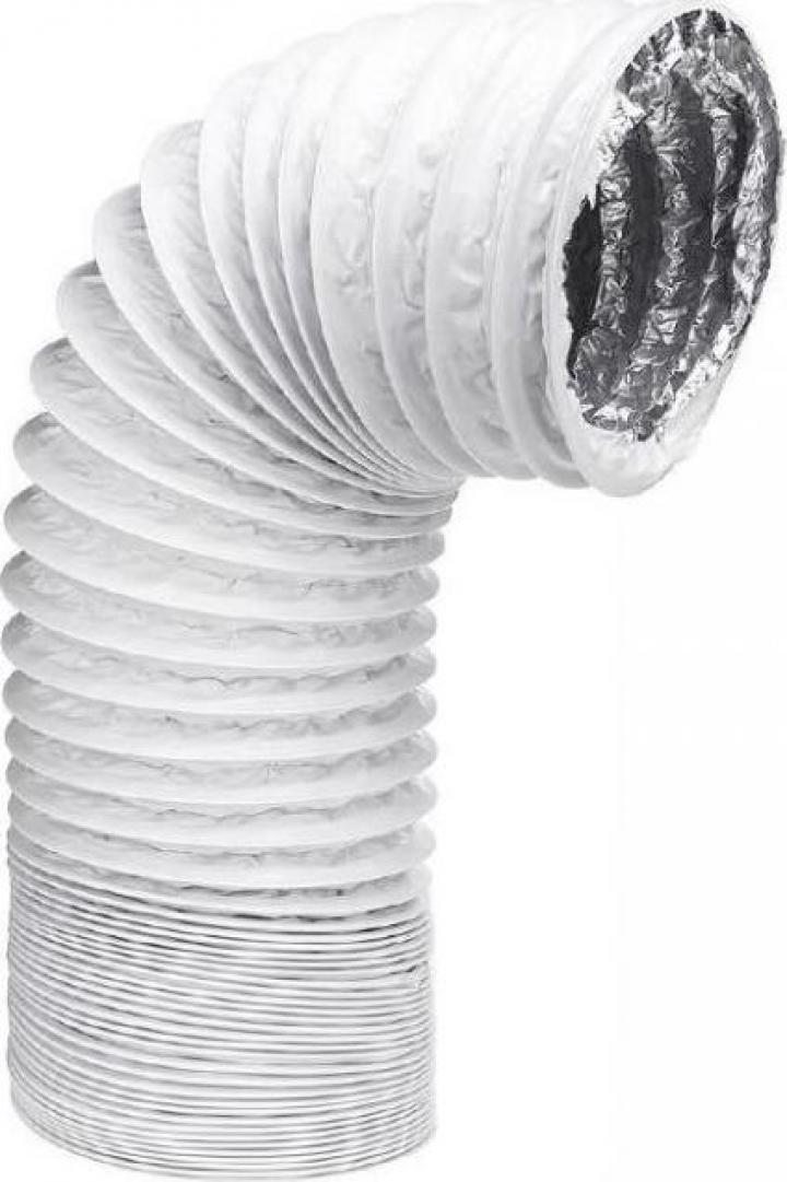 Tubulatura PVC + aluminiu flexibila - AIR WA-16-10M
