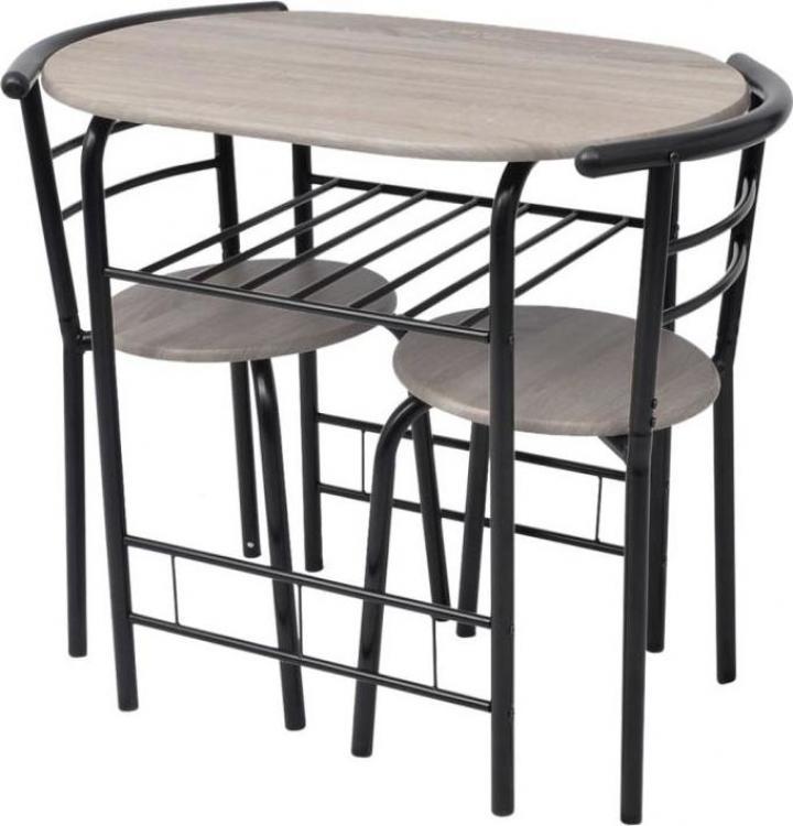 Set mobilier bar mic dejun, MDF