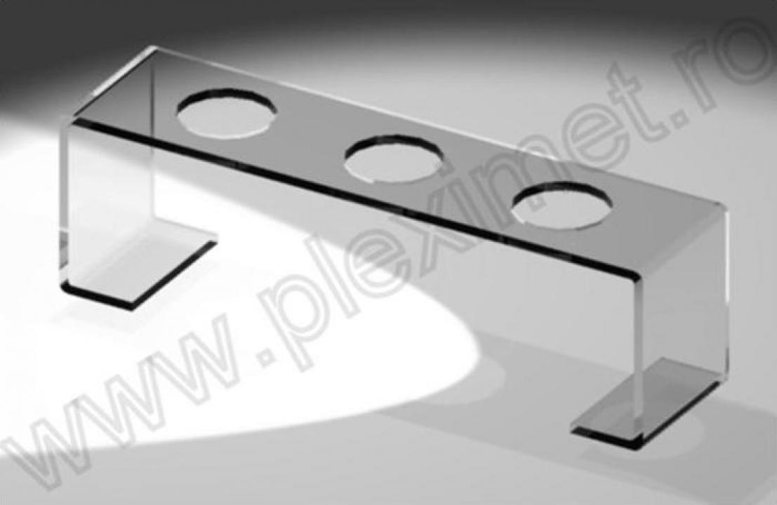 Suport 3 cornete inchetata SPEv 19