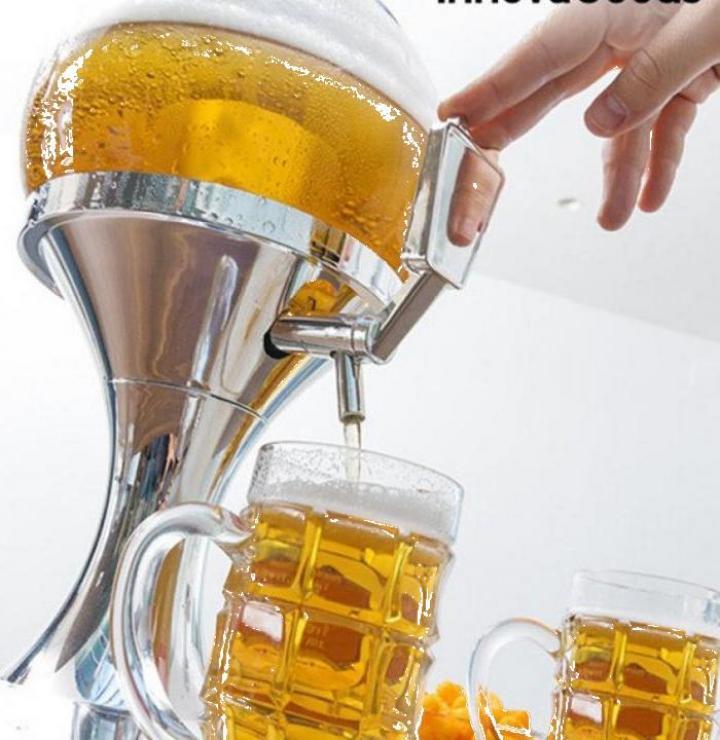Dozator de bere refrigerant