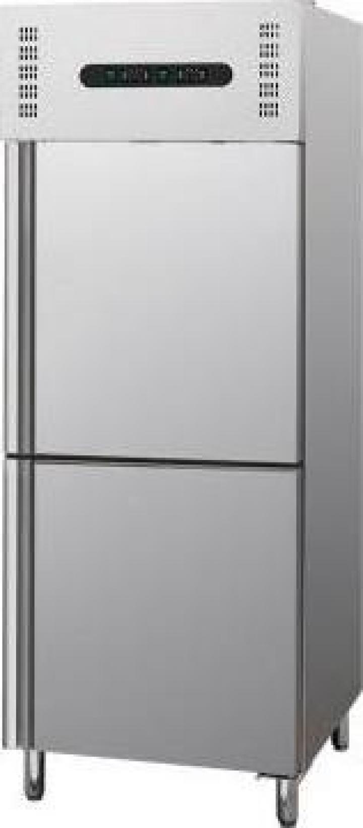 Combina frigorifica profesionala din inox
