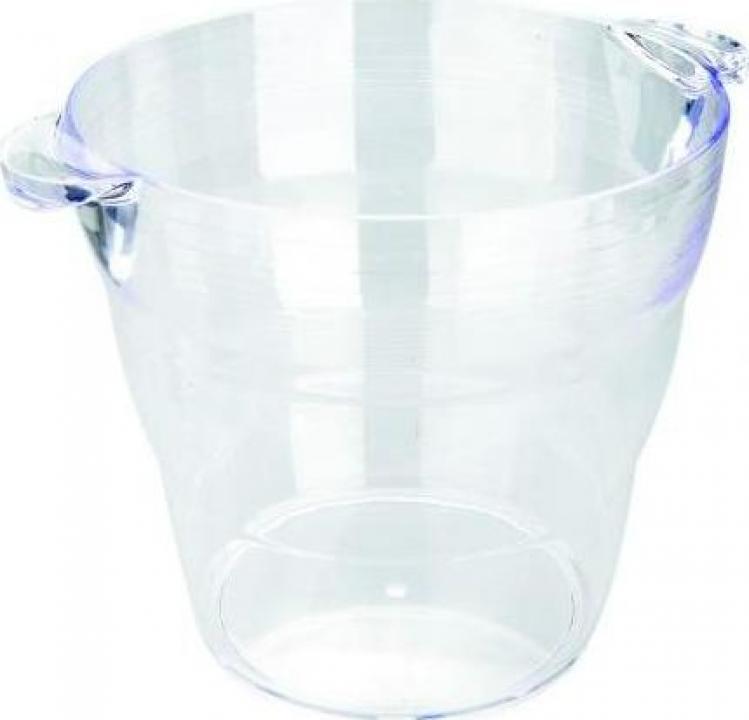 Frapiera acril transparenta 10 litri