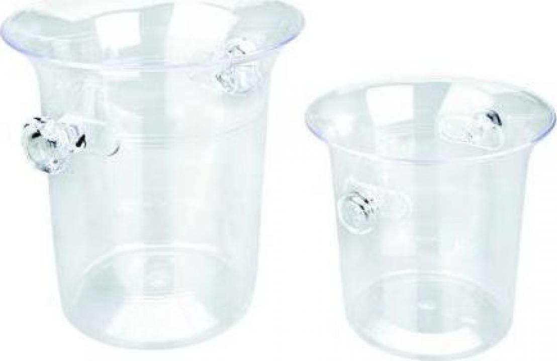 Frapiera acril transparenta 3.5 litri