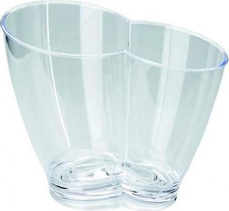 Frapiera acril transparenta 5.5 litri