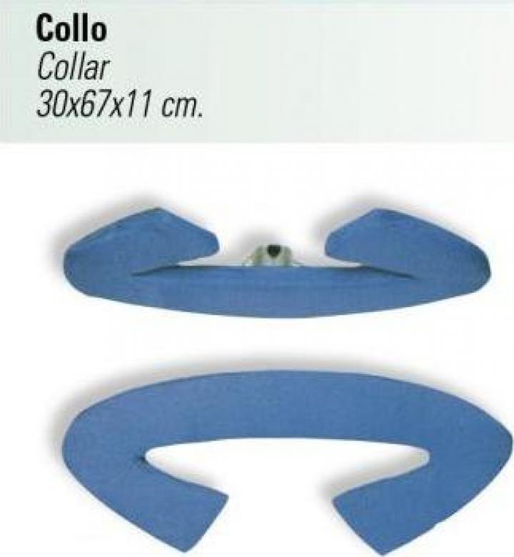 Forma pentru masa calcat - manseta/guler 30 cm