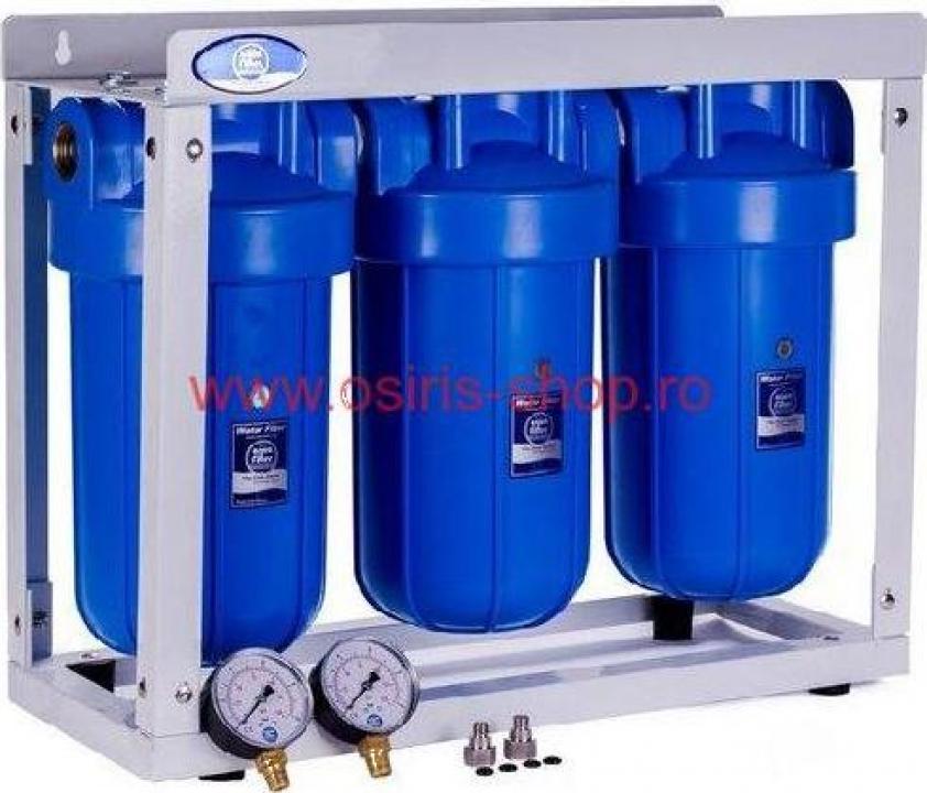 Aparat central de filtrat apa BigBlue 10+ Filtre