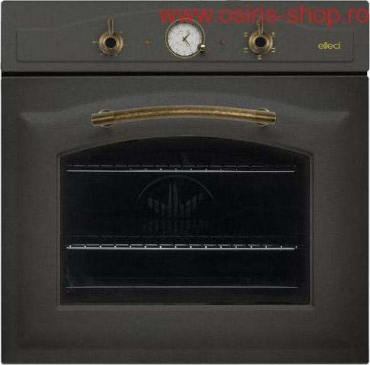 Cuptor electric Bombe 59 Antracite