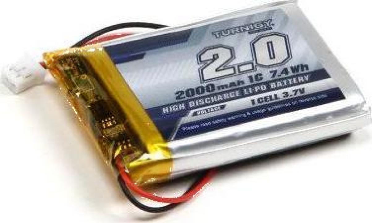 Acumulator Turnigy LiPo 3.7 V 2000 mA 1C
