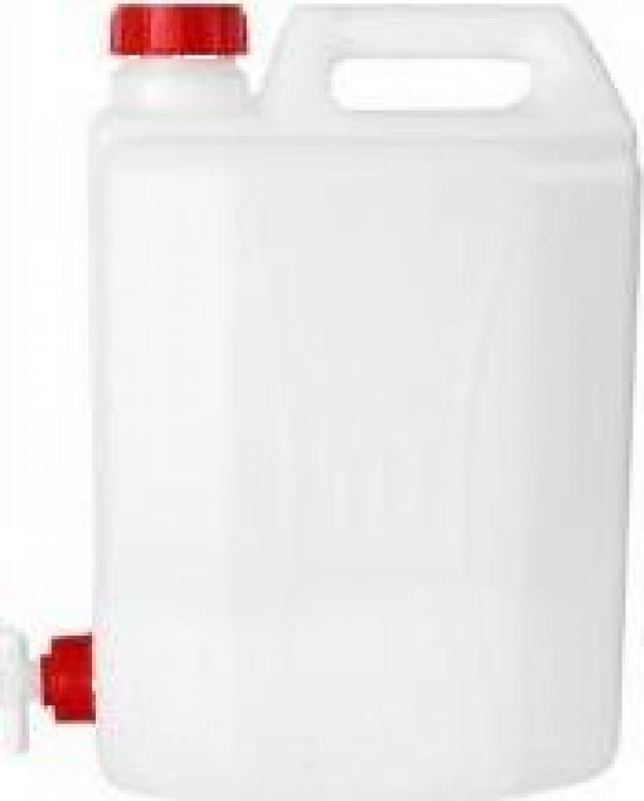 Bidon de plastic cu robinet 10L, Strend Pro ICS M82210R