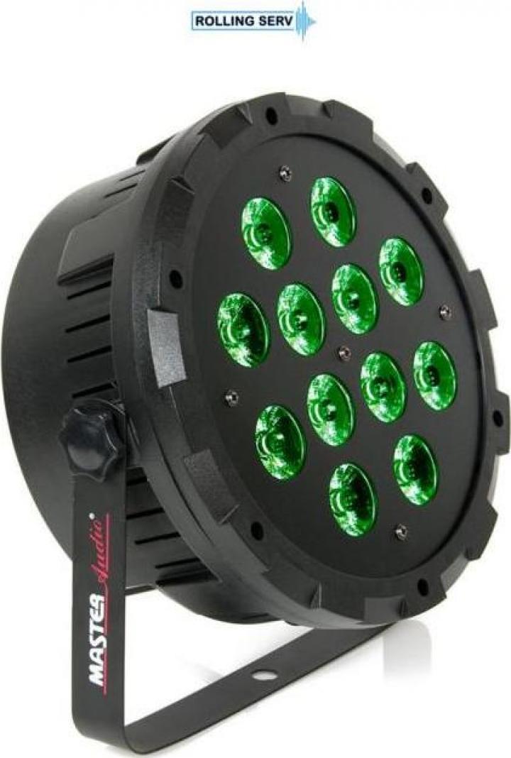 Proiector LED PAR SPC208P RGBW 4 IN 1