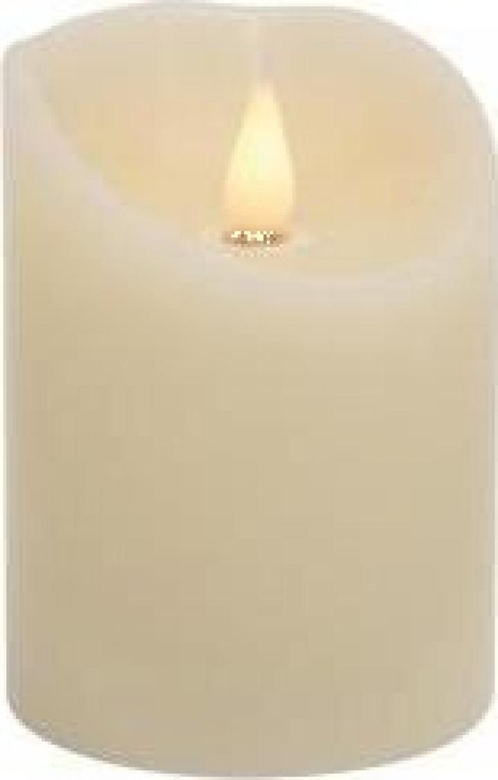 Lampa cu led 3D, Home CMW 3D 10, efect flacara, 2xAA
