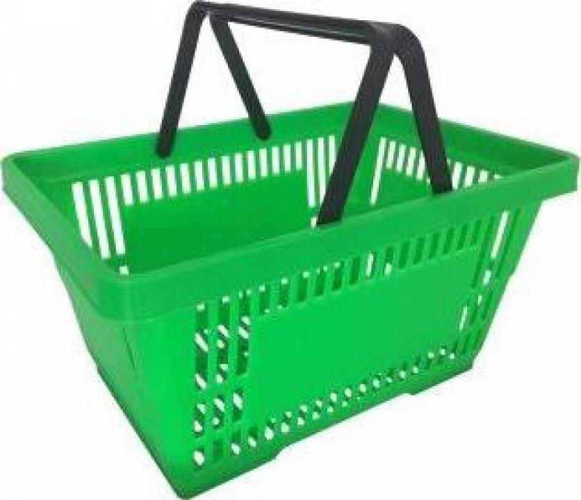 Cos pentru cumparaturi Strend Pro Shopper, 20 L, verde