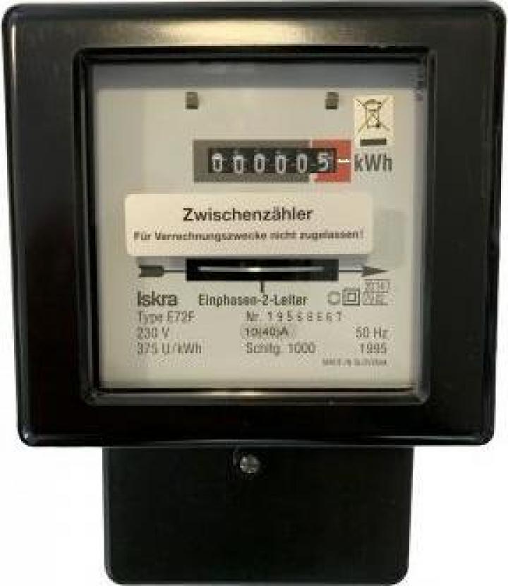 Contor pasant, monofazic Home 5031H, 230V, 50Hz, 10(40)A
