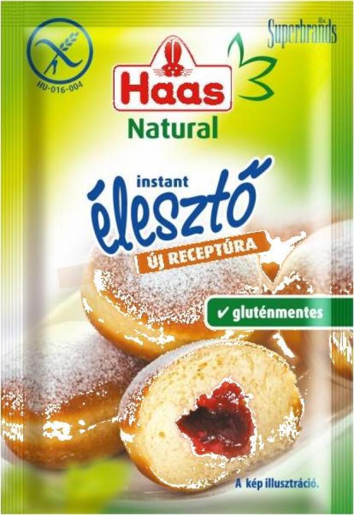 Drojdie uscata fara gluten Haas 7g