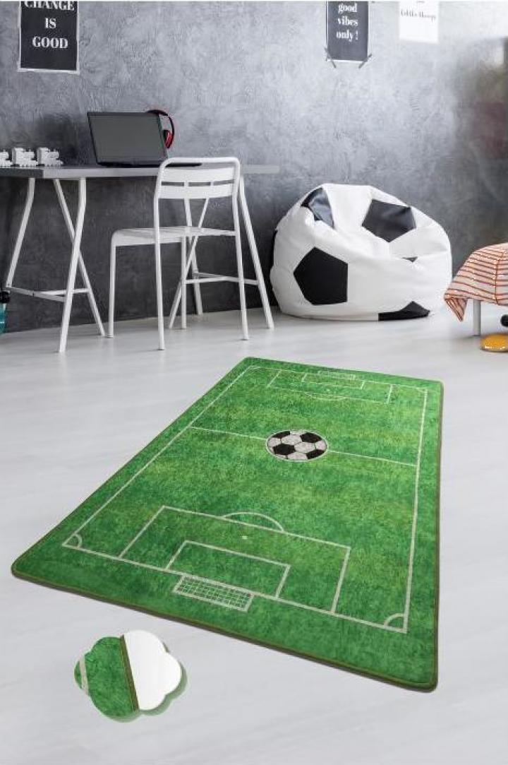 Mocheta, Chilai, Footbal (140 x 190cm)