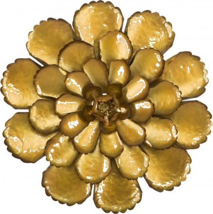 Decoratiune de perete Fiore Goldy -A- (cm) 64x5,5