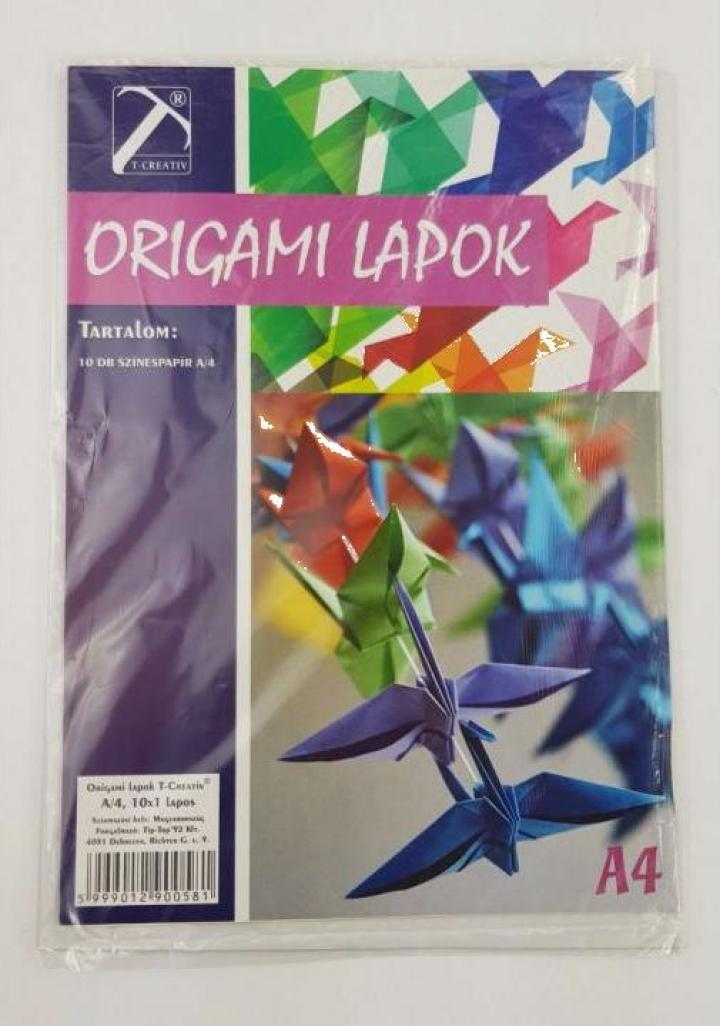 Foi A/4 Origami