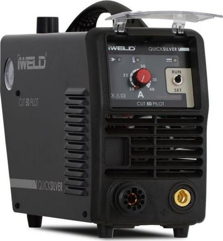 Invertor sudura plasma iWeld cut 50 CNC Pilot, 230V