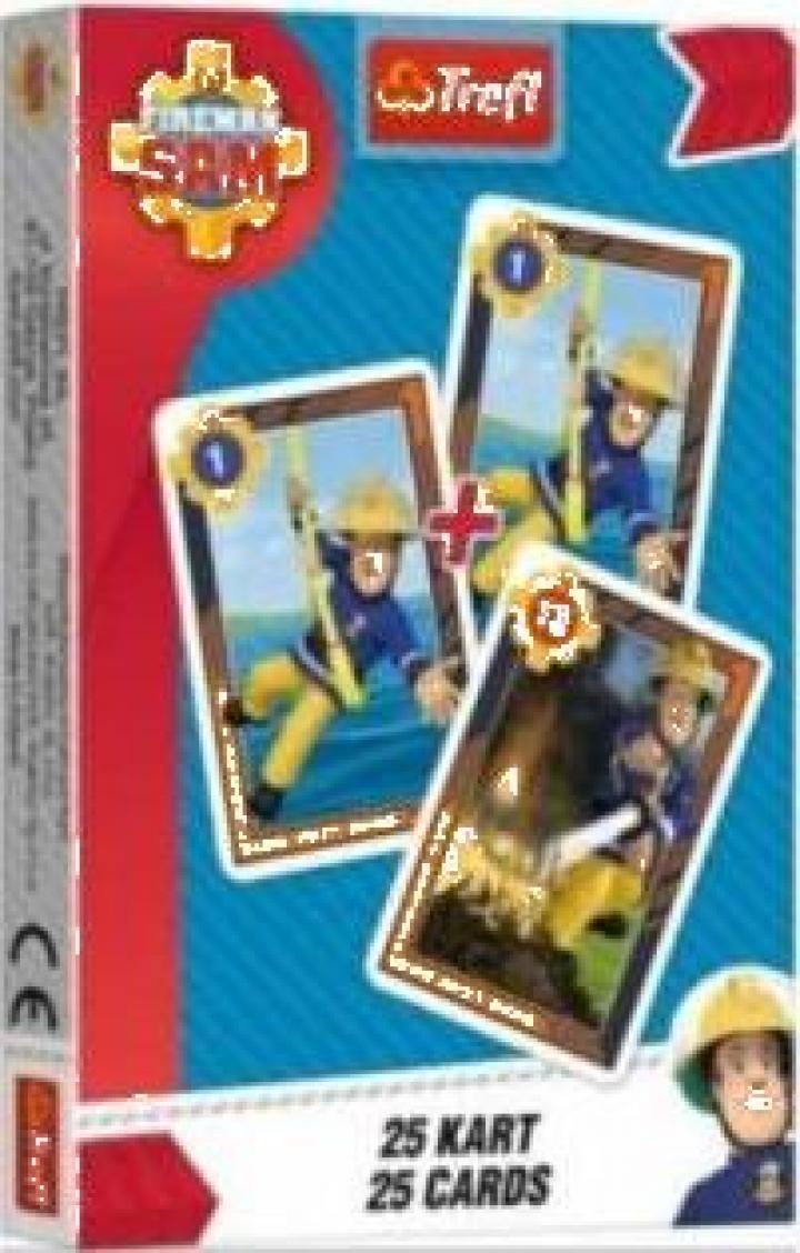 Joc de carti Pacalici Pompierul Sam