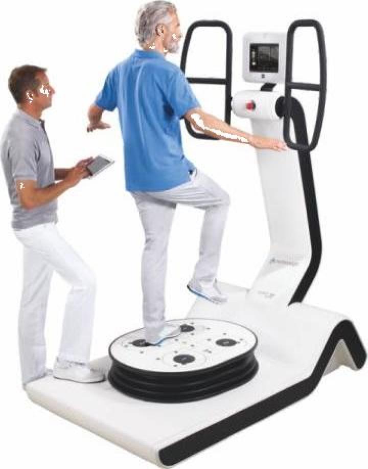 Aparat recuperare si evaluare neuro musculara Huber 360