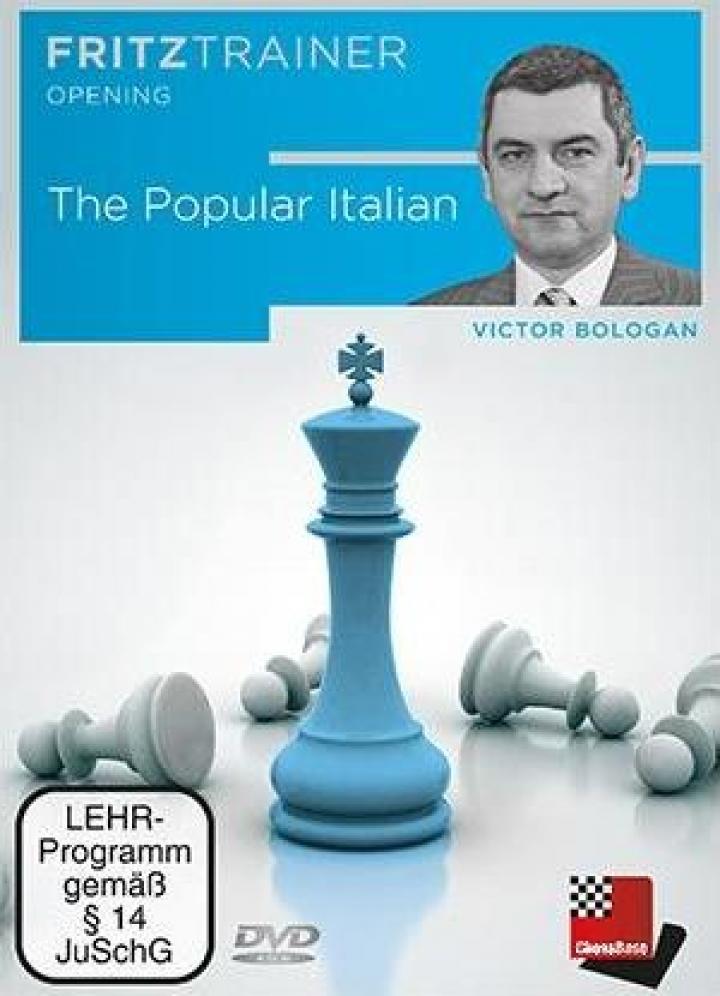 DVD Bologan The Popular Italian