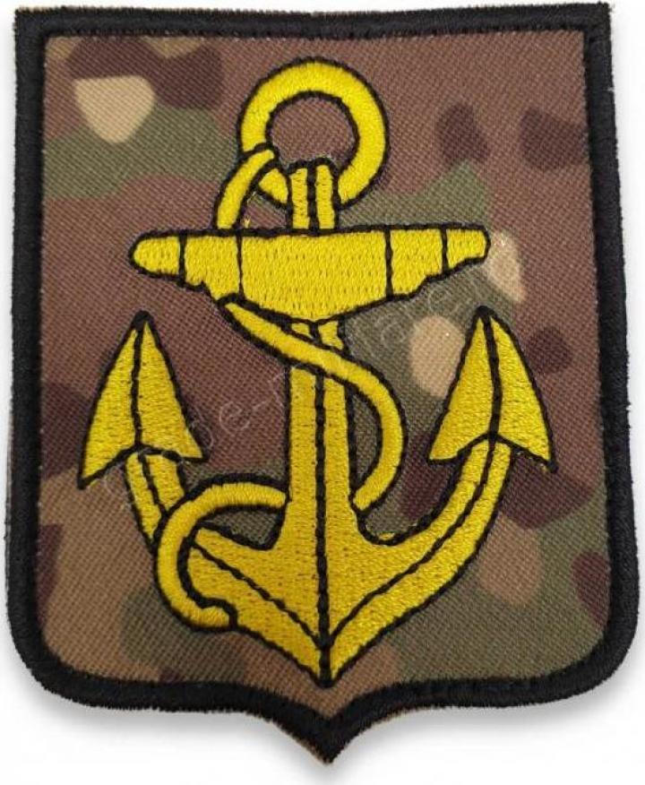 Emblema pentru Statul Major al Fortelor Navale