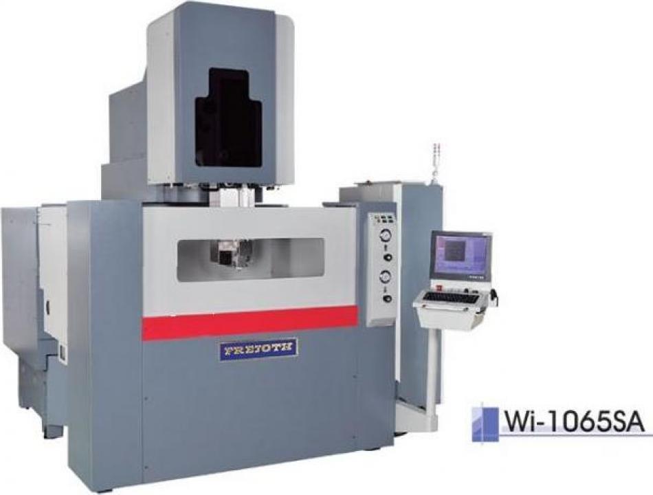 Masina de electroeroziune cu fir si CNC WI-1065SA