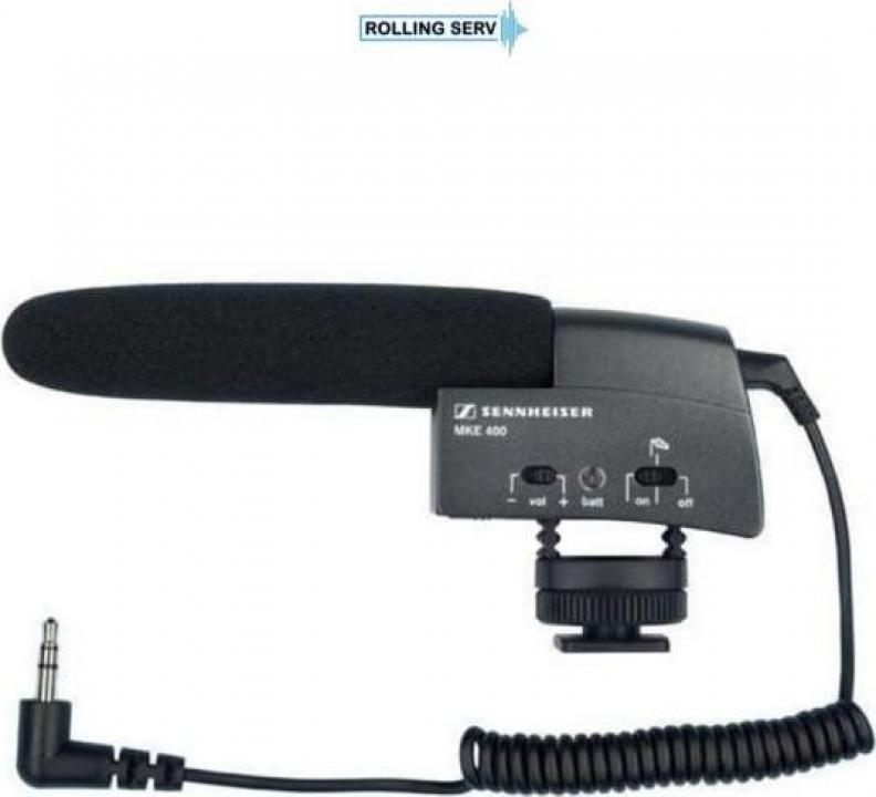 Microfon Sennheiser MKE 400