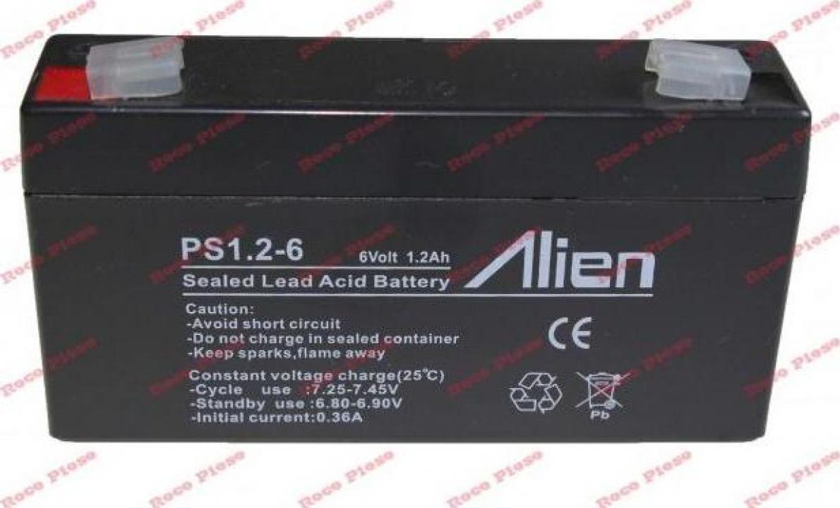 Acumulator stationar 6V 1.2Ah (UPS)