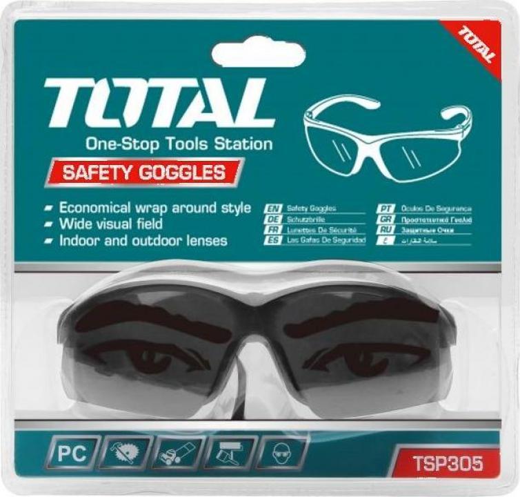 Ochelari protectie Total Tools