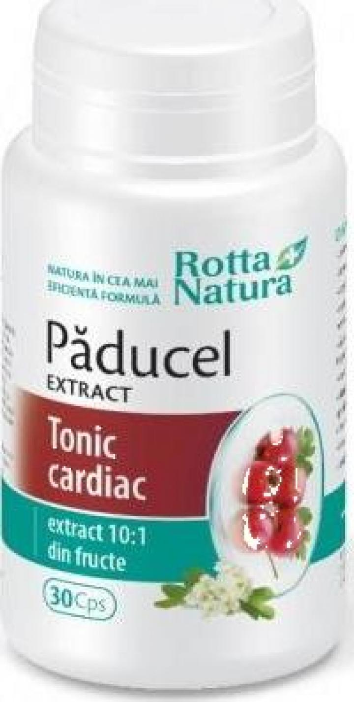 Supliment alimentar Paducel extract 30 cps