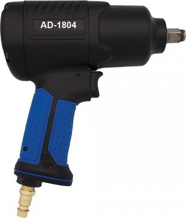 "Pistol impact pneumatic 1350Nm 6.3 bari 1/2"", Adler AD-1804"