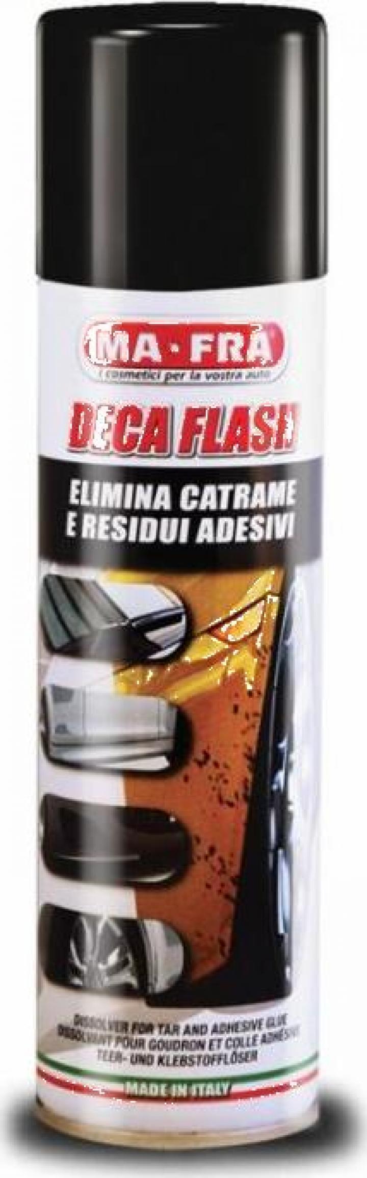 Solutie curatare bitum Deca Flash