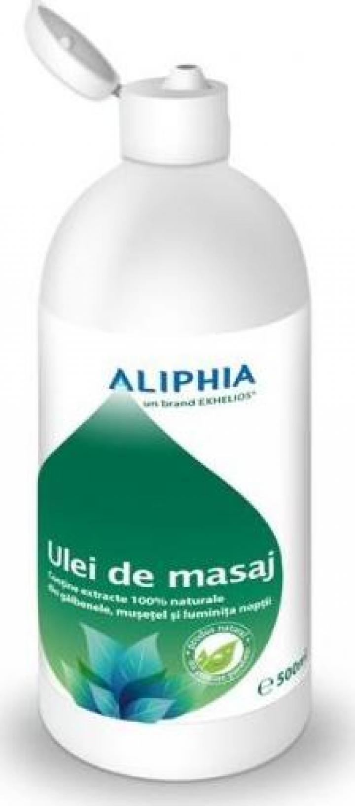 Ulei de masaj Heliosana - 500 ml