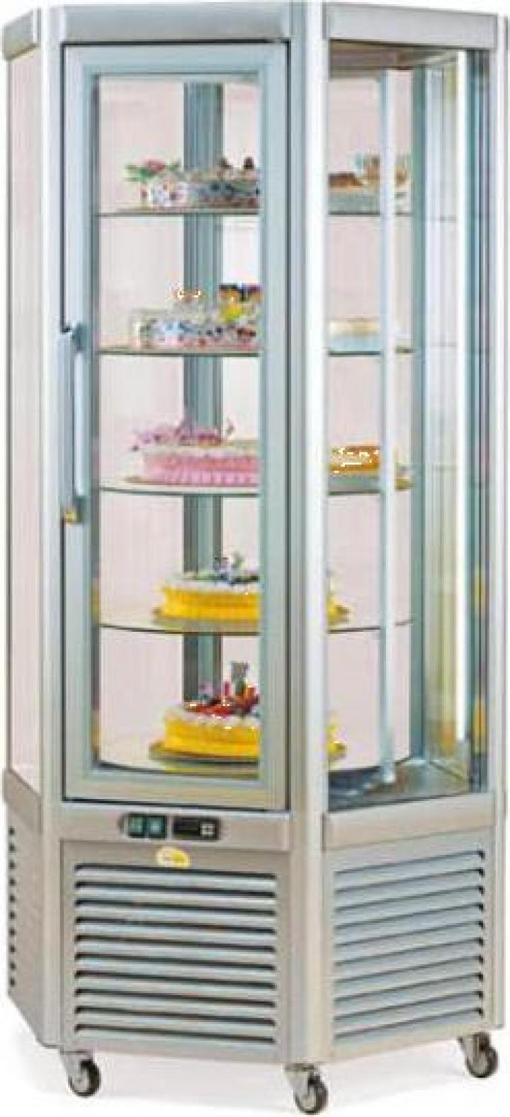 Vitrina verticala congelare Diamante 630 TBV