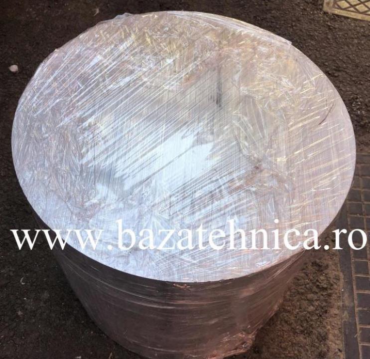 Bara aluminiu 6082 T 6, D320x300 mm